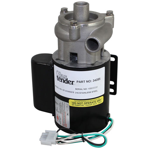 GLASTENDER - 01000415 - WATER PUMP - 115V