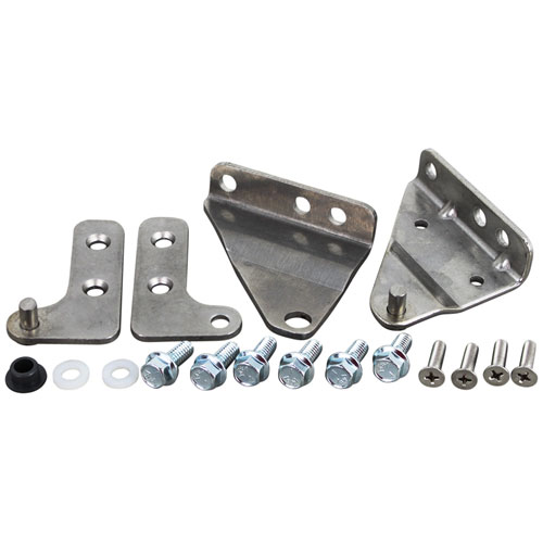 GLASTENDER - 06006207 - HINGE SET