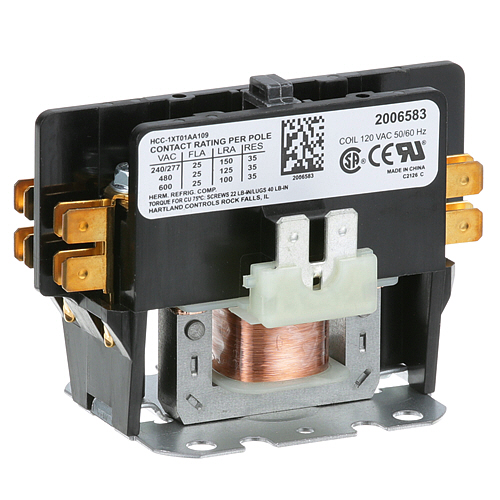 MANITOWOC - 2006589 - CONTACTOR - 120V