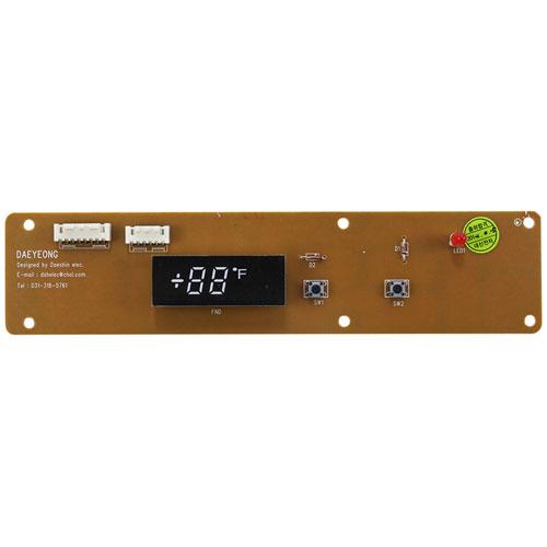TURBO AIR - R7113-190 - DISPLAY PCB