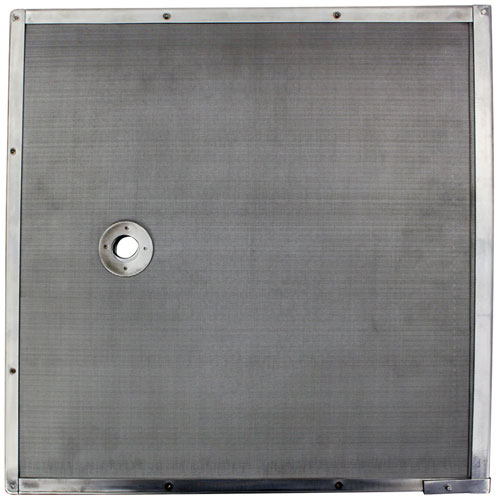 "801-1465 - BAFFLE - 16""x 16"",FILTER - OFFSET"