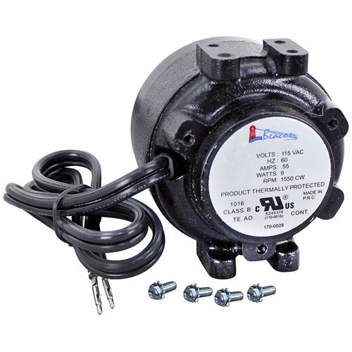 CONTINENTAL - N5411 - FAN MOTOR - 115V