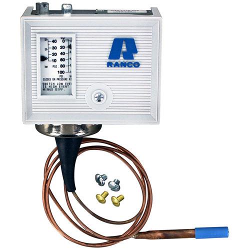 RANDELL - RF CNT700 - LOW PRESSURE CONTROL