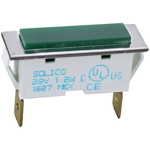 VULCAN HART - 00-850589 - INDICATOR LIGHT - GREEN