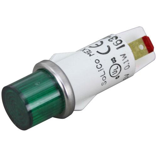 CLEVELAND - KE55486-3 - LIGHT, GREEN 6V 30XX-3-11-39640 0001
