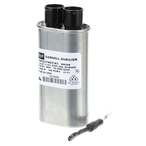 AMANA - 59174535 - CAPACITOR KIT .74 AND DIODE