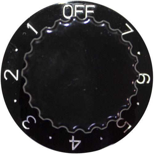 RANDELL - HD KNB1701 - DIAL, 2 D, OFF-7-1