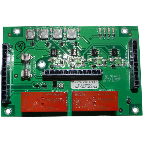 WOOD STONE - 7000-0898 - BOARD, BUFFER