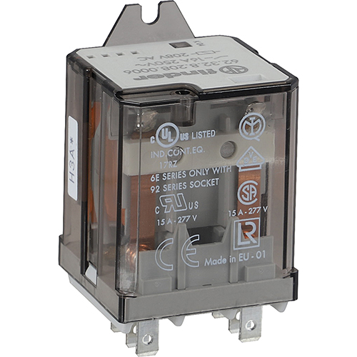 ELECTROFREEZE - 150381 - RELAY, FLANGE BASE W/ COVER