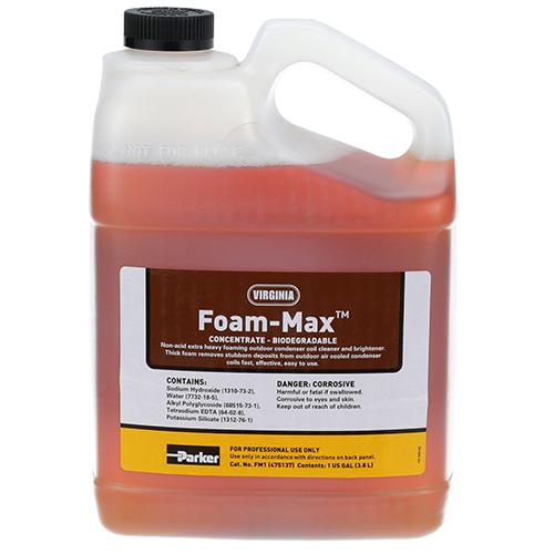 801-2910 - COIL CLEANER, FM1 - FOAM-MAX (1 GALLON)