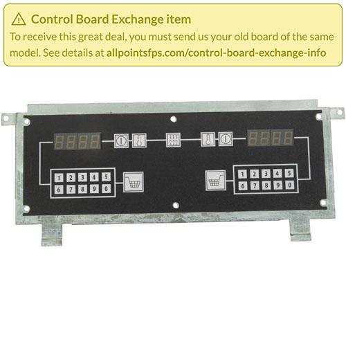 801-3156 - REFURB - CONTROL BOARD TAB BOARD - SINGLE LANE