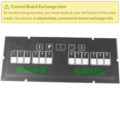 801-3172 - REFURB - DIGITAL CONTROL 12-BUTTON