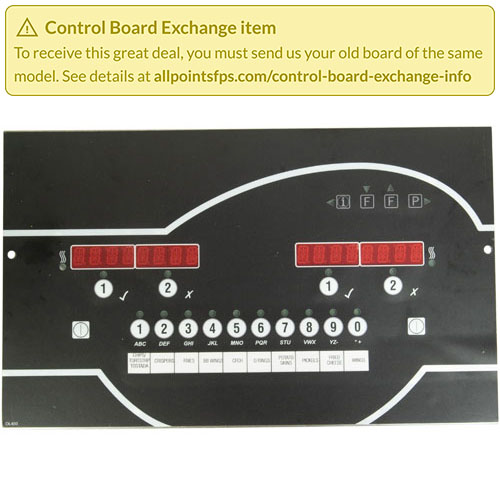 801-3396 - REFURB - EEX CONTROL KIT