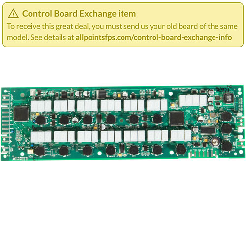 801-3436 - REFURB - HC90X TIMER KIT PCB BOARD