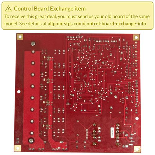 801-3452 - REFURB - CONTROL BOARD, WARMING CABINET