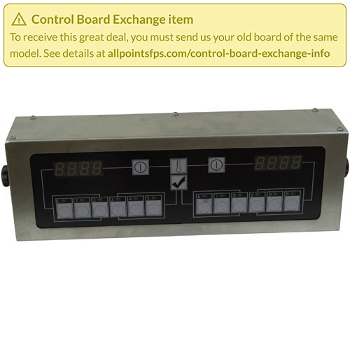 801-3496 - REFURB - CONTROL BOARD TAB BOARD - SINGLE-LANE