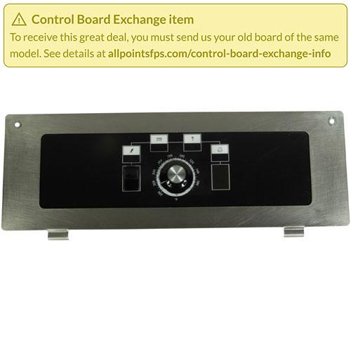 801-3504 - REFURB - S/S CONTROL, FULL VAT FRYER