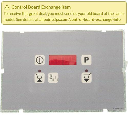 801-3544 - REFURB - DIGITAL CONTROL, EP3310, PASTA