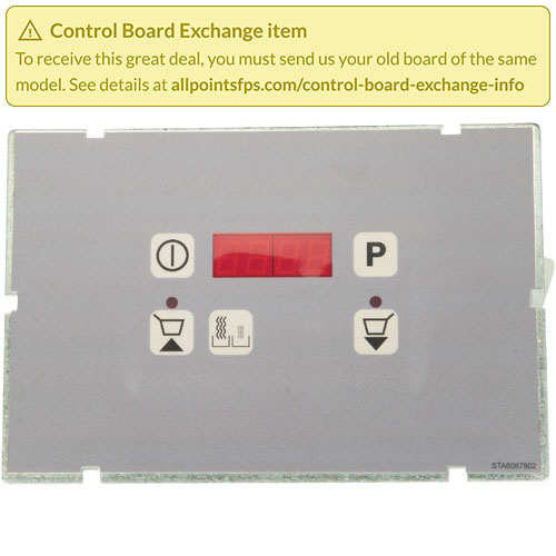 801-3548 - REFURB - DIGITAL CONTROL, EP3310, PASTA