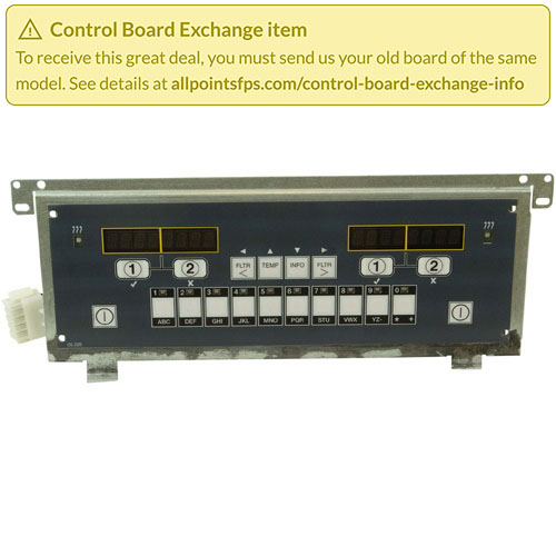 801-3682 - REFURB - M3000 CONTROL, FULL VAT COMPUTER