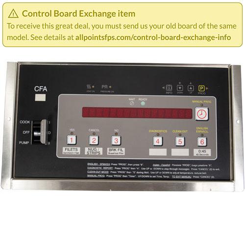 801-3686 - REFURB - CONTROL BOARD