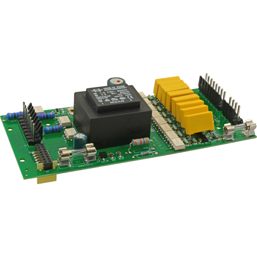 FETCO - 1051.00011.00 - BOARD, POWER SUPPLY, 120VAC