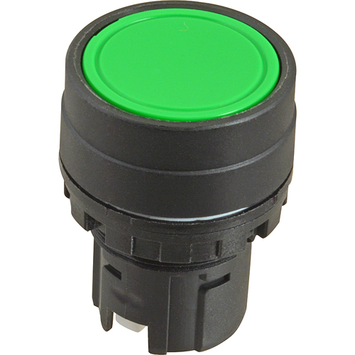 OLIVER - 5708-7900 - SWITCH, PUSH-BUTTON, FLUSH, GREEN