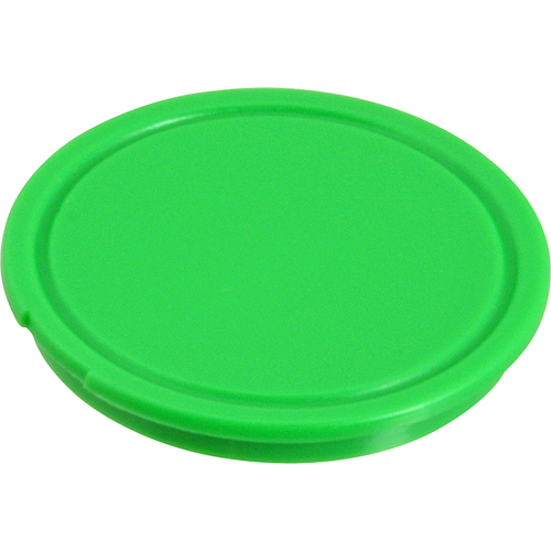 OLIVER - 5708-7951 - BUTTON, LENS, ROUND, FLUSH, GREEN