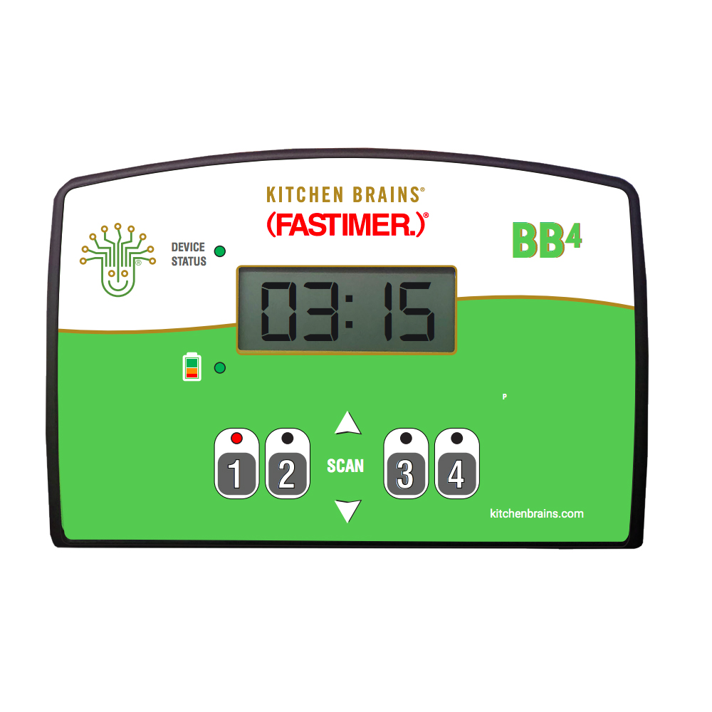 FAST - BB4 - TIMER, 4-PRODUCT, BB4