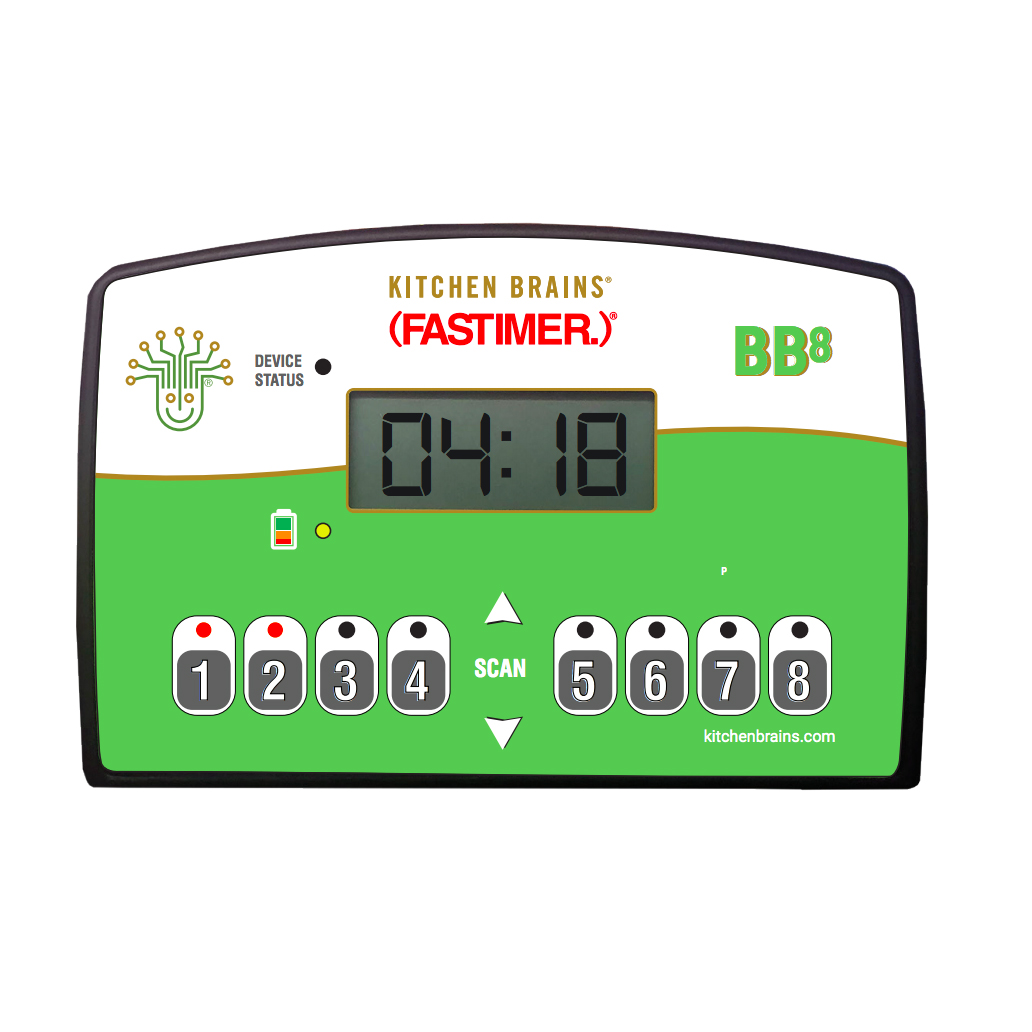 FAST - BB8 - TIMER, 8-PRODUCT, BB8