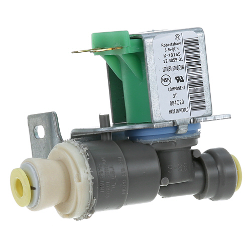 ICEOMATIC - 1011514-90 - SOLENOID VALVE WATER INLET, 115V