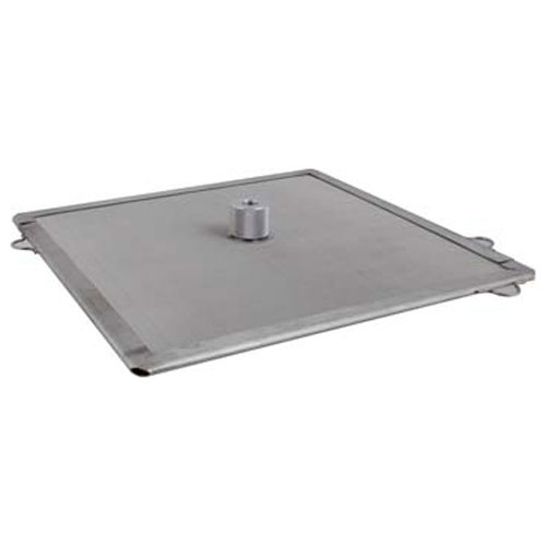 "ULTRAFRYER - 21A245 - 16""X16"" FILTER,  CENTER FEED"
