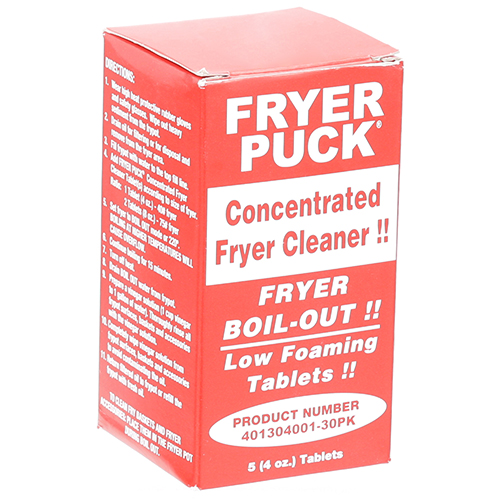 81-498 - FRYER PUCKS (5/PK)