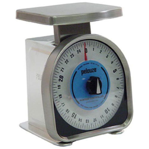 840-4008 - SCALE, 25LBS X 2OZ ROTATING DIAL  (MEAT)
