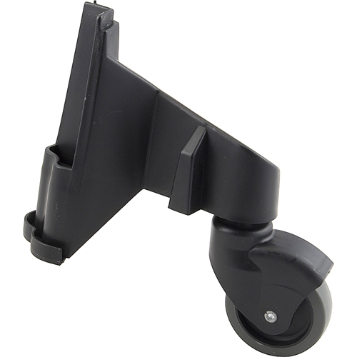 840-4969 - CASTER/LEGS - BACK OR FRONT