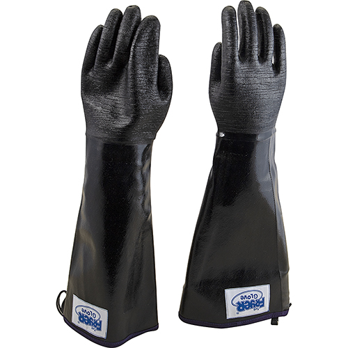 "840-5131 - GLOVES, BLACK FRYER 21"" (PAIR)"