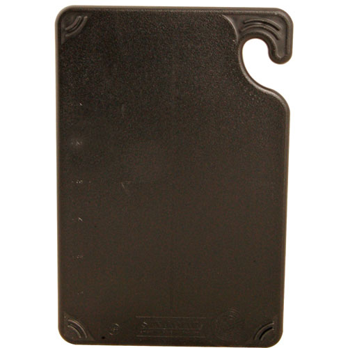 "SAN JAMAR - CBG6938BK - BOARD,CUTTING (6"" X 9"", BLACK)"