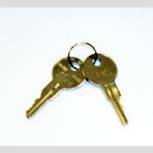 TRUE - 831365 - KEY, T42-831361 & 912987 LOCK FOR TR-RI & RT MODE