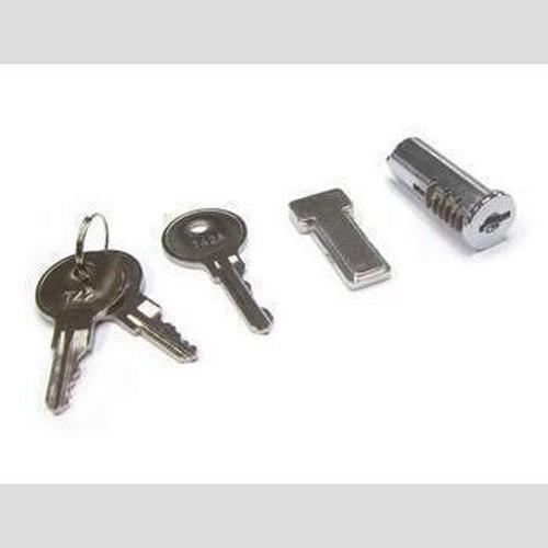 TRUE - 913134 - LOCK, RMVBL PLUG/CYLNDER T-42/T-42A
