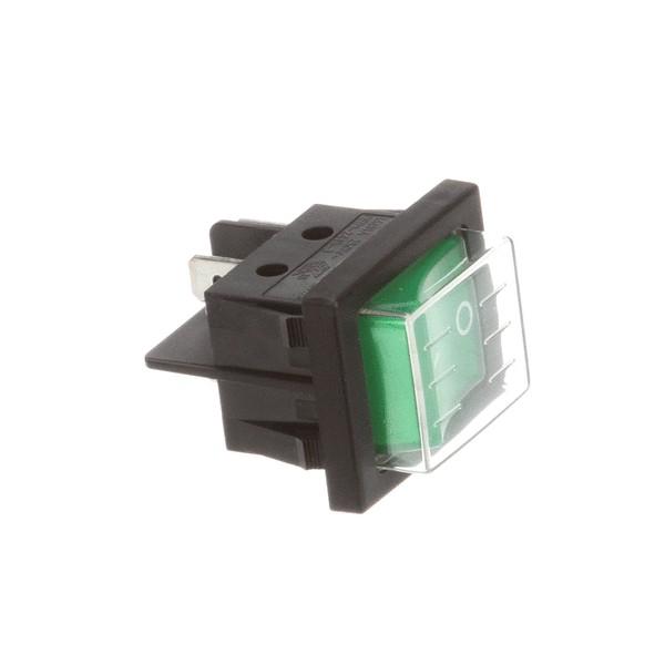 ARCTIC AIR - 66019 - POWER SWITCH, ROCKER, D PST, LIGHTED GREEN