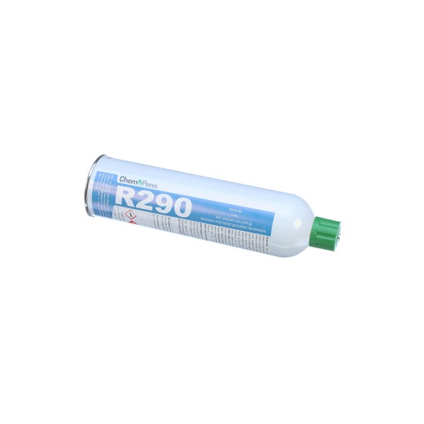 BEVERAGE AIR - 00C10S081D - KIT-CANISTER/ADAPTER, R 290, 13.1OZ