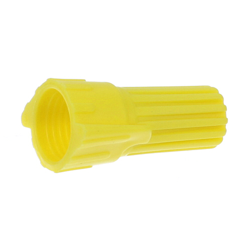 85-1050 - WIRE CONNECTORS(PK 100) YELLOW