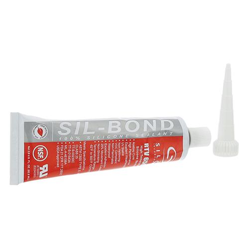 85-1092 - SILICONE SEALANT - 2.8 OZ.