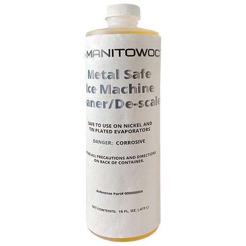 MANITOWOC - 000000084 - ICE MACHINE CLEANER METAL SAFE