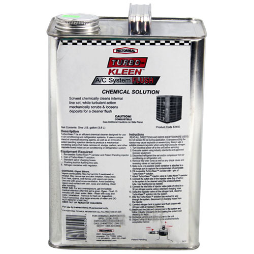 85-1378 - TURBO KLEEN REFILL  - GALLON