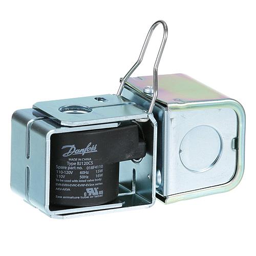 DANFOSS - 018F4110 - SOLENOID COIL 110-120V
