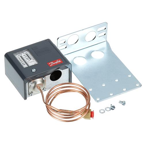 "DANFOSS - 060-523300 - LOW PRESSURE CONTROL 36"" CAP/AUTO"