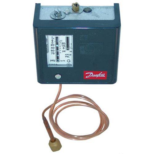 "DANFOSS - 060-523500 - LOW PRESSURE CONTROL 36"" CAP/AUTO"