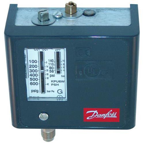 DANFOSS - 060-524300 - HIGH PRESSURE CONTROL FLARE/AUTO