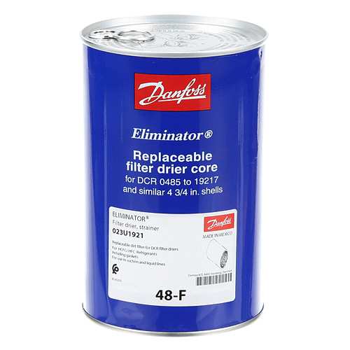 DANFOSS - 023U1921 - FILTER/DRIER-FILTER, F REPL'T CORE